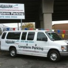 Newark Airport Long Term Parking EWR Logo