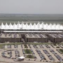 Denver International Airport DEN Logo