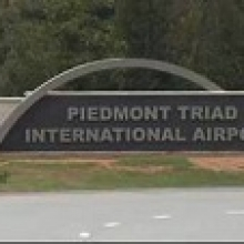 Piedmont Triad International Airport GSO Logo