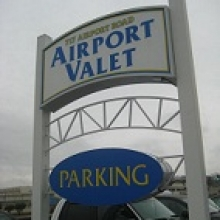 Post Road Airport Valet PVD Logo