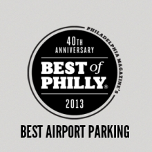Winner Airport Parking PHL Logo