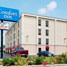 Comfort Inn O'Hare South ORD Logo