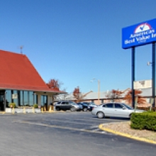 Americas Best Value Inn-Airport STL Logo