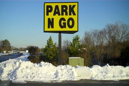 Park 'N Go CLT Logo