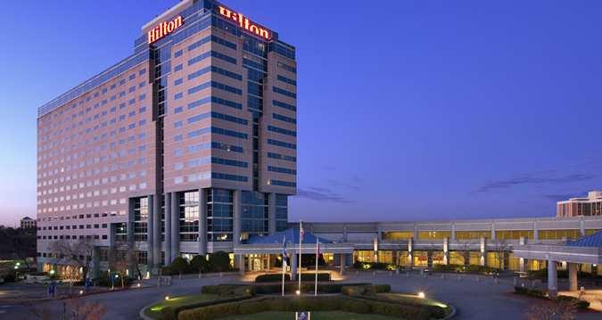 Hilton Atlanta Airport ATL Logo