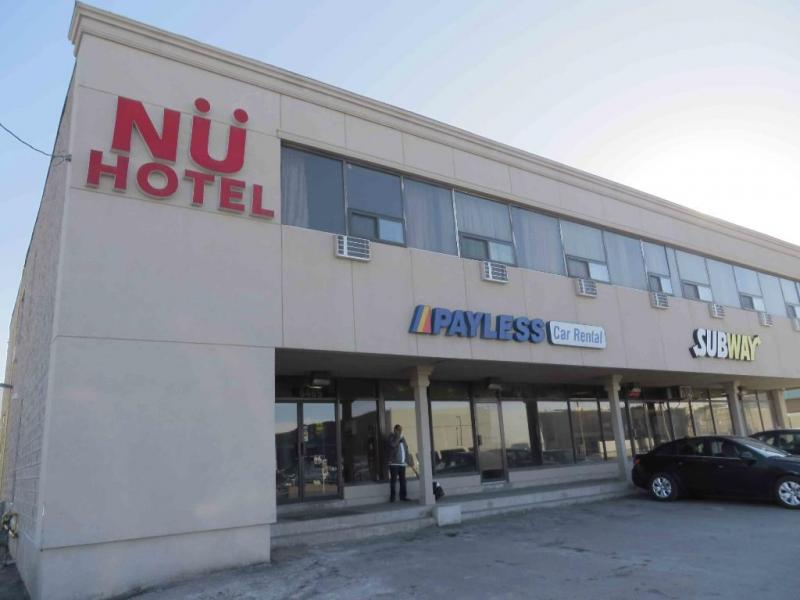 Nu Hotel Toronto Valet Uncovered