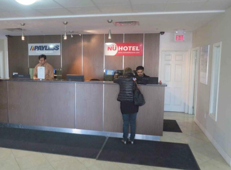 Nu Hotel Toronto Parking Reviews