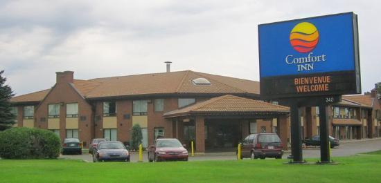Comfort Inn Aéroport Dorval YUL Logo