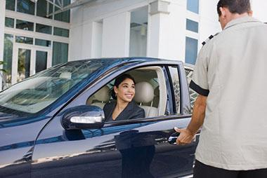Seatac Airport Valet - Airport Drop-off Service SEA Logo