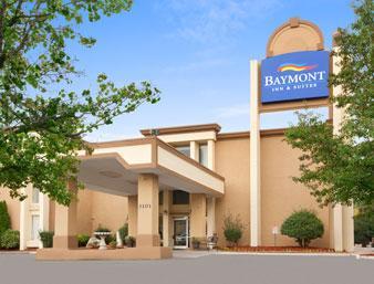 Baymont Inn & Suites Charlotte-Airport Coliseum CLT Logo