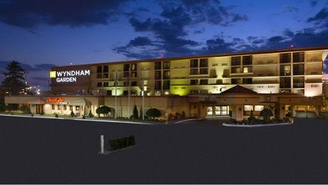 Wyndham Garden Newark Airport EWR Logo
