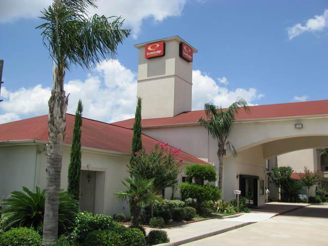 Econo Lodge Inn & Suites Airport IAH Logo