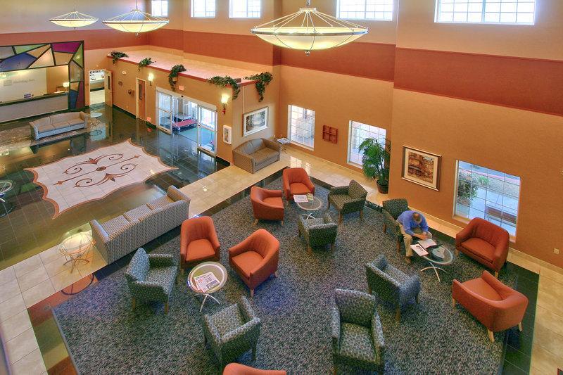 Holiday Inn Hotel & Suites Albuquerque Airport-Univ Area ABQ Logo