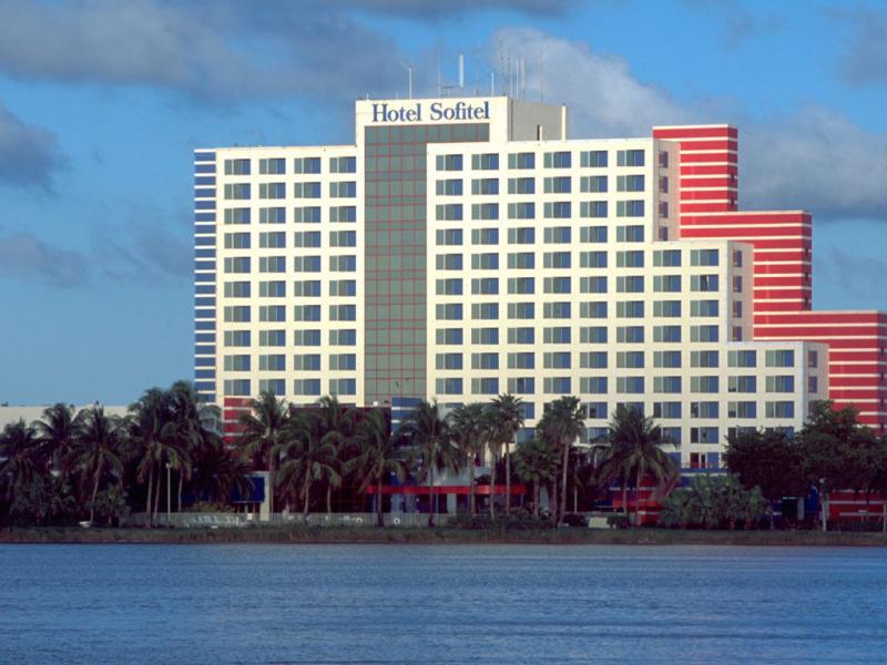 Sofitel Miami MIA Logo