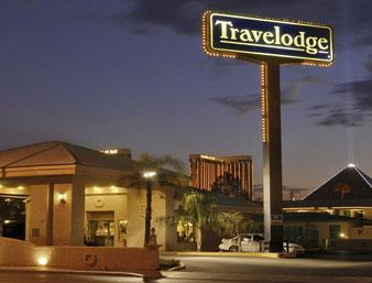Travelodge Las Vegas Airport North/Near The Strip LAS Logo