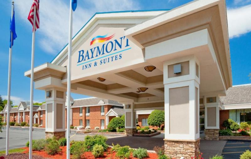 Baymont Inn and Suites East Windsor CT BDL Logo
