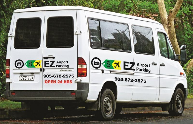 EZ Airport Parking YYZ Logo
