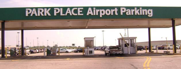 Park Place Airport Parking CLE Logo