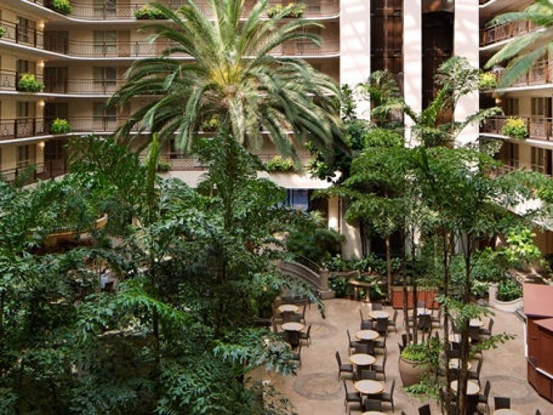 Embassy Suites SFO Airport Parking Reservations & Reviews