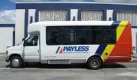 Payless Parking MCO Logo