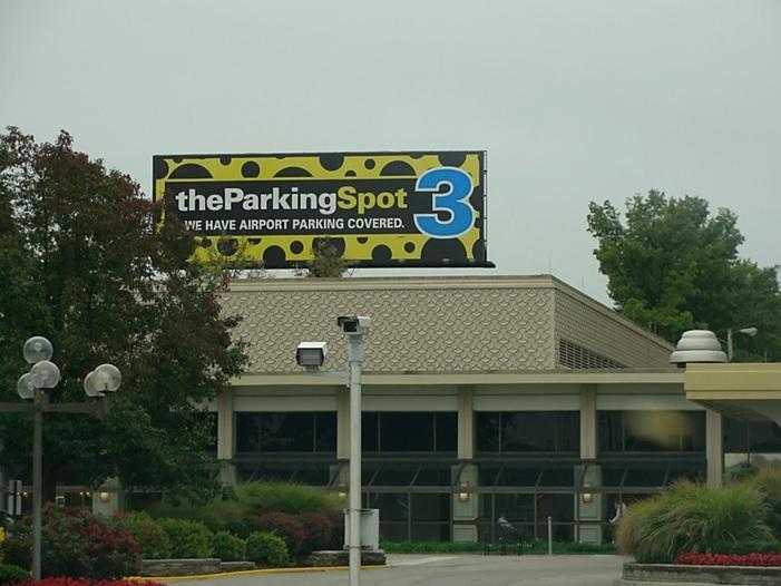 The Parking Spot 3 STL Logo