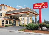 Econo Lodge SeaTac Airport North SEA Logo