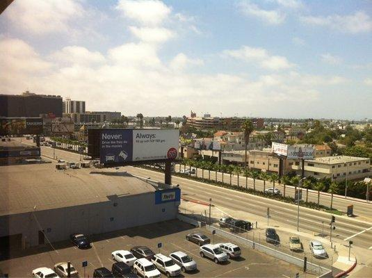 The westin los angeles airport parking lax reservations for Lax parking closest to airport