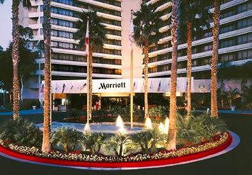 Irvine Marriott Hotel SNA Logo