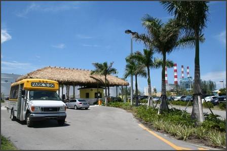 Park 'N Go - Port Everglades Only FLZ Logo