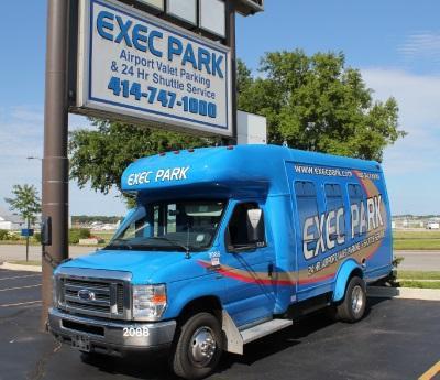Exec Park MKE Logo