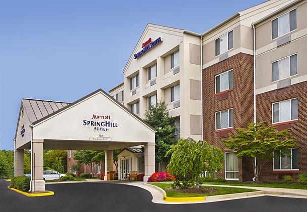 SpringHill Suites Herndon Reston IAD Logo