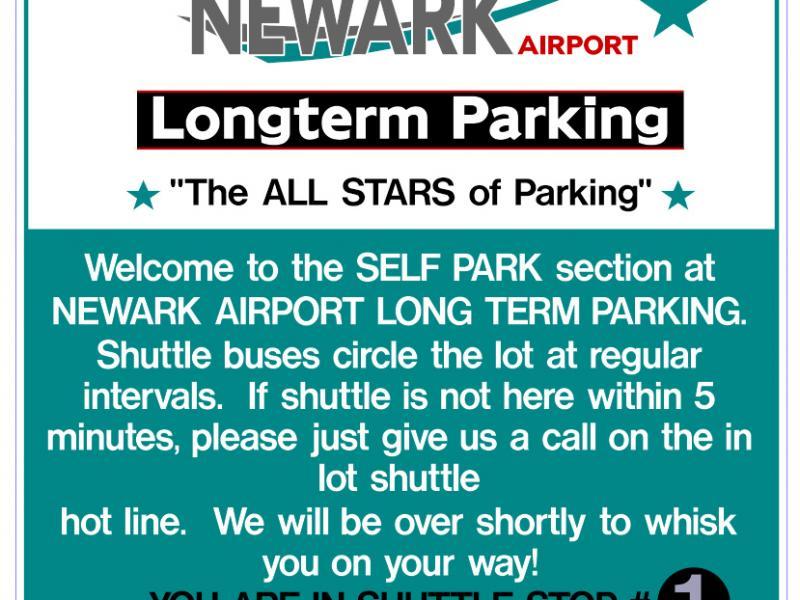 Newark Airport Long Term Parking Ewr Newark Reservations Reviews