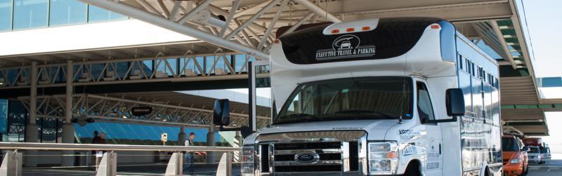 Executive Travel & Parking BNA Logo