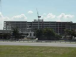Philadelphia Airport Garage PHL Logo