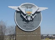 Pittsburgh International Airport - Long Term PIT Logo