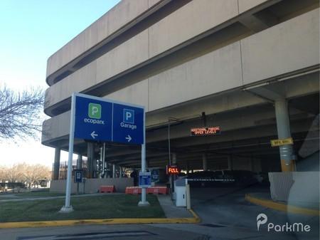 William P. Hobby Airport Parking Garage HOU Logo