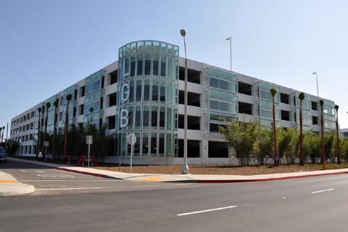 Long Beach Airport - Long Term Parking LGB Logo