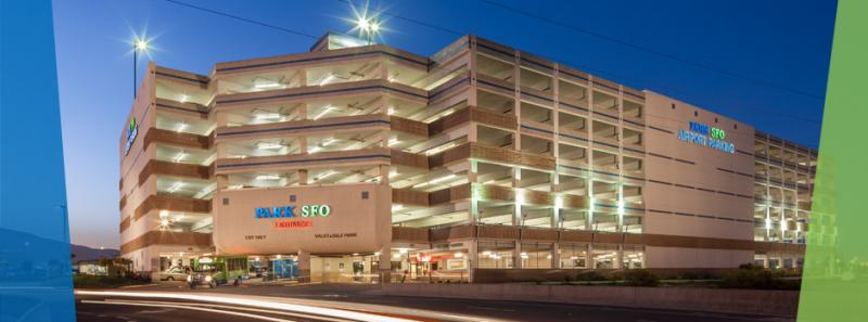 Park SFO SFO Logo