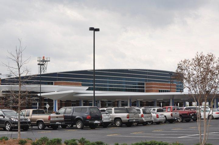 Montgomery Regional Airport MGM Logo
