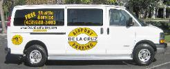 De La Cruz Parking SJC Logo