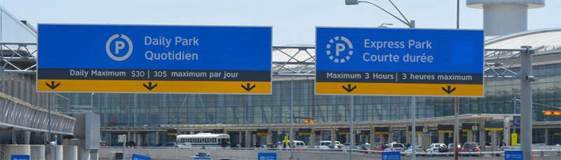 Toronto Pearson Airport Parking Yyz Toronto Reservations Reviews