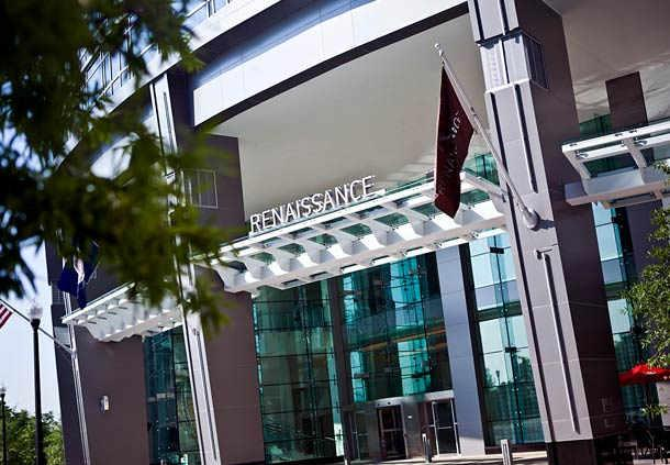 Renaissance Arlington Capital View DCA Logo