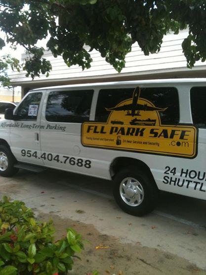 FLL Park Safe FLL Logo