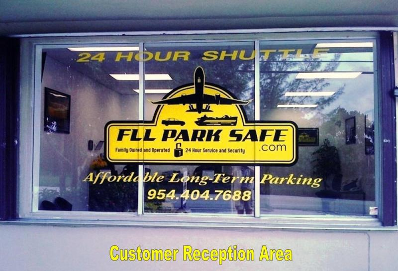 FLL Park Safe Cruise Parking FLZ Logo