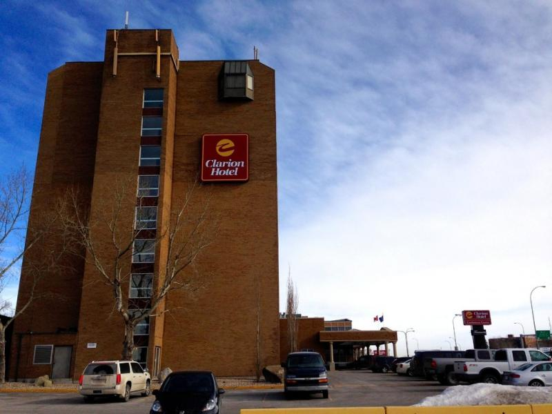 Clarion Hotel And Conference Centre Calgary Airport