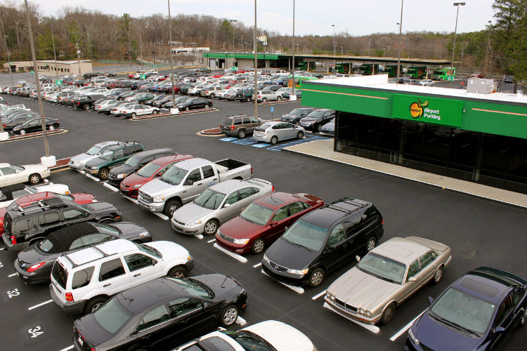 FAQs About Long Term Airport Parking in Atlanta How Does the Airport Parking Reservation Process Work? Begin by selecting the day and times for your ATL airport parking reservation and click on the