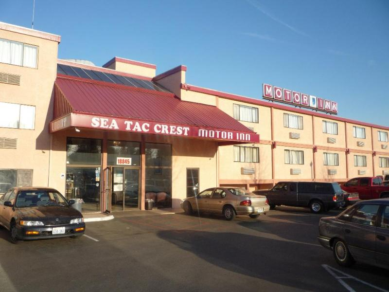 seatac crest motor inn parking sea seattle reservations