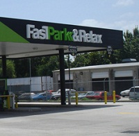 FastPark IAH Logo