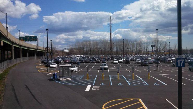 Newark Airport Parking Car Wash