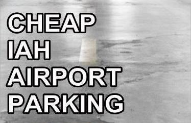 Houston Airport Parking Best Rates On Iah Long Term Parking